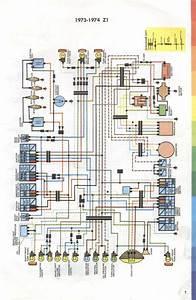 Wiring Loom Z1  A  B 1972