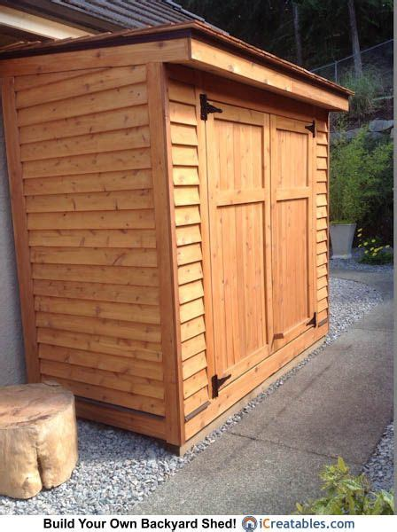 lean  shed    yard shed collection