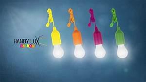 Handy Lux Lampen : lehner versand ag handy lux colors allzweck leuchte art 55157 youtube ~ Watch28wear.com Haus und Dekorationen