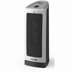 lasko 5307 oscillating ceramic tower heater With lasko floor heater
