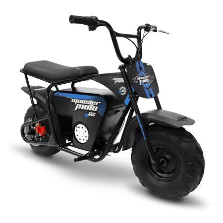 Electric Mini Moto by Moto Electric Mini Bike 1000 Watts Black With