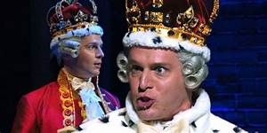 Hamilton  Why King George Spits So Much