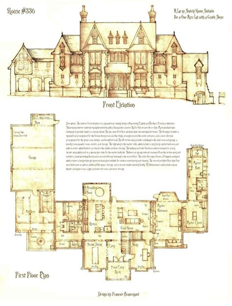 house layout plans house 336 by built4ever home and garden