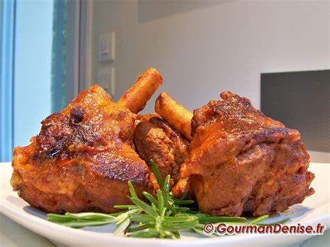 cuisine souris d agneau souris d agneau confite aux épices blogs de cuisine