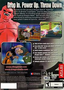 Dragon Ball Z Budokai 2 Sony Playstation 2 Game