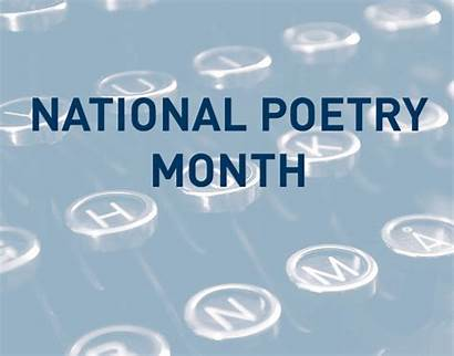 Poetry Month Gale National Copy Link