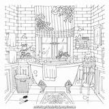 Coloring Pages Adult Coloriages Printable Colouring Sheets Bohemian Coloriage Patio Maison Drawing Colorier Guide Books Illustration Visit Adulte Omeletozeu Enfant sketch template