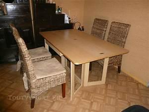 Tables Pliantes Ikea : table console pliante ikea gq56 jornalagora ~ Farleysfitness.com Idées de Décoration