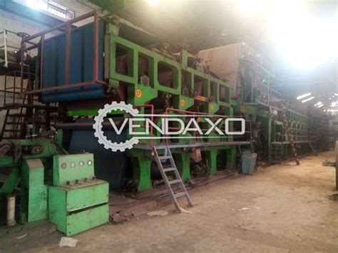 Used Paper And Pulp Machinery Machines