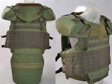 Classes Of Body Armor Protection Germany