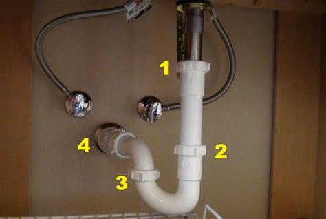trap leaking  bathroom vanity doityourselfcom
