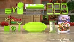 Nicer Dicer Tv Angebot : nicer dicer genius nicerdicer plus as seen on tv multi chopper 12 pieces product tour youtube ~ Watch28wear.com Haus und Dekorationen