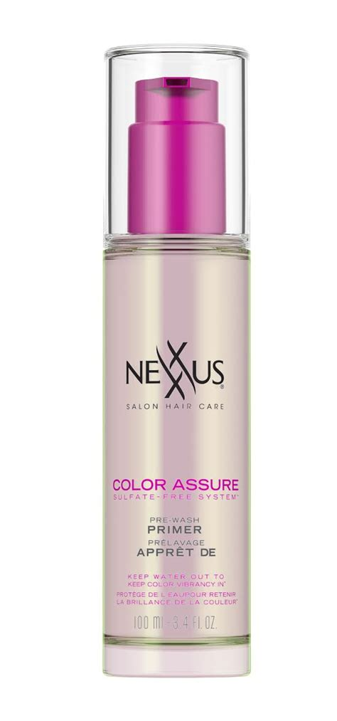 Nexxus Color Assure System Rsmlvtravel