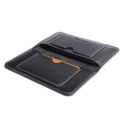 iphone 5s leather wallet iphone 5 5s leather sleeve wallet pdair