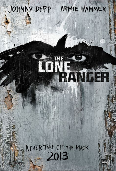the lone ranger 2013 301 moved permanently