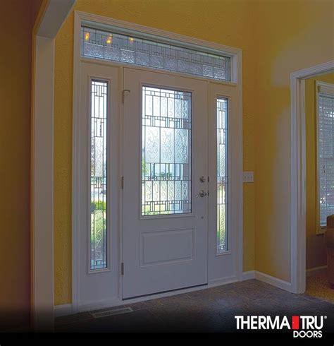 Thermatru Smoothstar Fiberglass Door With Sedona