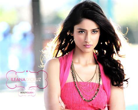 South Indian Actress Ileana D'cruz Full Hd Wallpapers Images