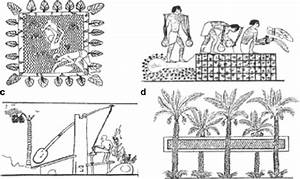 1 Irrigation Technology In Ancient Egypt    A   Drawing