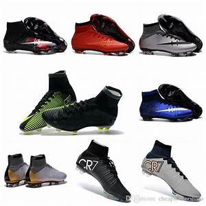 2017 New Football Boots Mercurial Superfly Cr7 Soccer ...