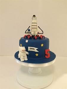 Space shuttle cake. | Geburtstag | Pinterest | Space ...