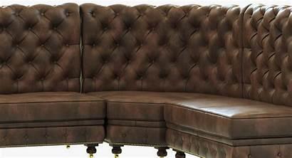 Banquette Leather Restoration Hardware Kensington 3d Cgtrader