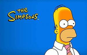 Funny Simpsons Wallpaper