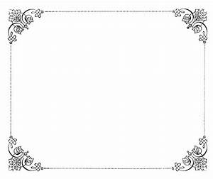 fancy-borders-free-wip4Jj-clipart.png (1552×1300) | harry ...