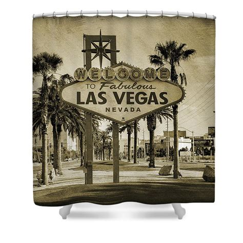 Drapes Las Vegas - las vegas shower curtains pixels