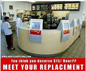 McDonald's Reveals Its Answer to $15 an Hour Minimum Wage
