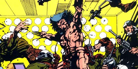 When Apocalypse Was In Charge of the Weapon X Project   CBR