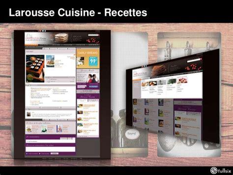 larousse cuisine fr study fullsix larousse cuisine en fr