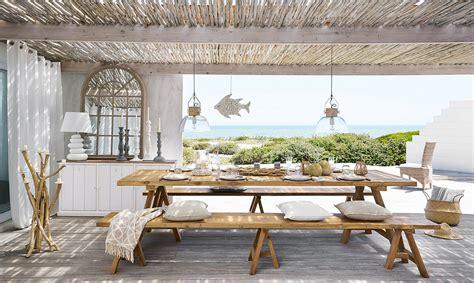 la redoute bout de canapé shopping pour une ambiance style maison de vacances