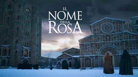 il nome della rosa quando inizia la serie tv trailer