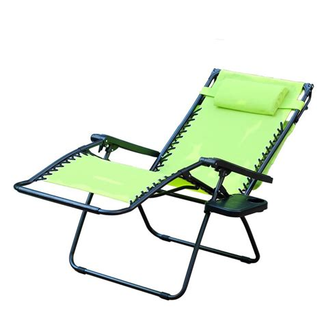 jeco oversized zero gravity chair in lime green set of 2