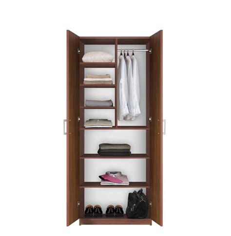Bella Wardrobe Storage Armoire  Modern Wardrobe Storage