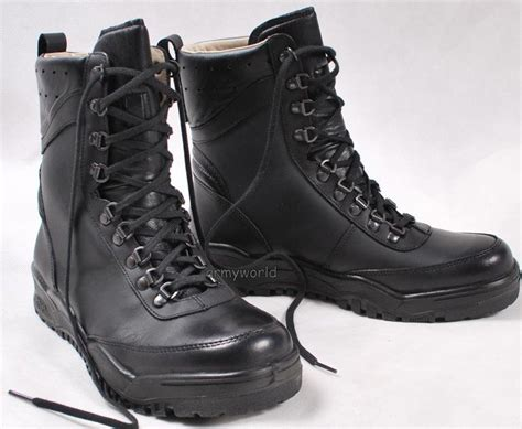 Police Leather Shoes Baltes New Art