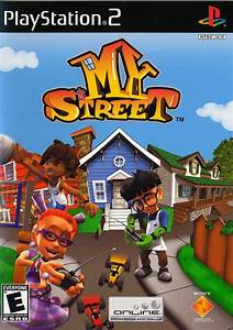 My Street Sony Playstation 2 Game