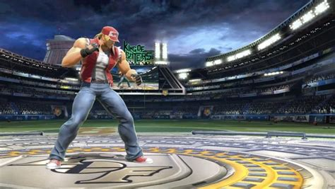terry bogard releasing  super smash bros
