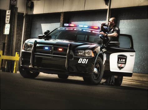 Why Dodge Charger Police Cars Are Becoming All The Rage