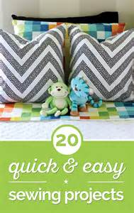 Easy Sewing Projects Tutorials