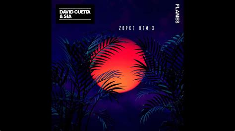 Flames (zopke Remix) [3d Sound]