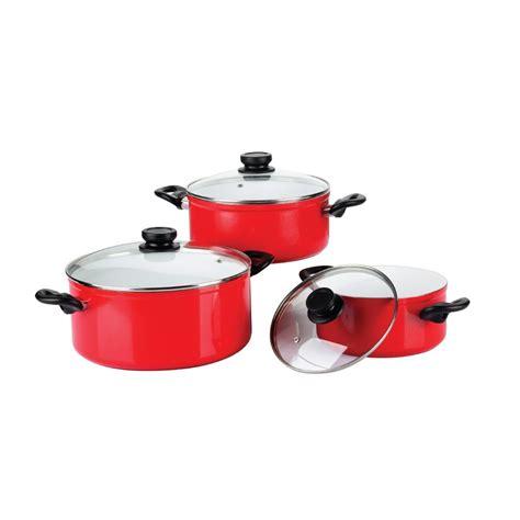ceramic cookware pot