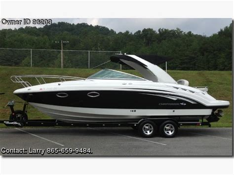 Chaparral Boats Knoxville Tn by 28 Foot Boats For Sale In Tn Boat Listings