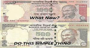 DON39T WORRY About The Termination Of RS 500 And 1000 Notes