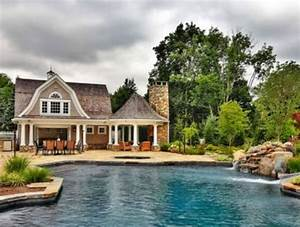 Fairfield County Connecticut Pool House Designs You Will