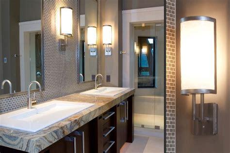 Custom-contemporary-bathroom Vanity Lighting-salt