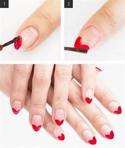 Fingernägel Muster Selber Machen Nageldesign Muster Wie Sie Fingern