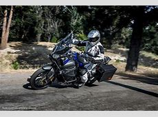 2018 Yamaha Super Ténéré Adventure Touring Motorcycle
