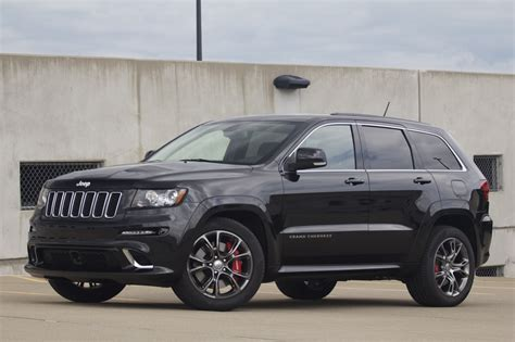jeep grand cherokee srt review autoblog