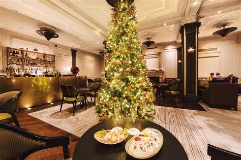 christmas tree decorators for hire los angeles 13 best hotels in nyc where to spend the